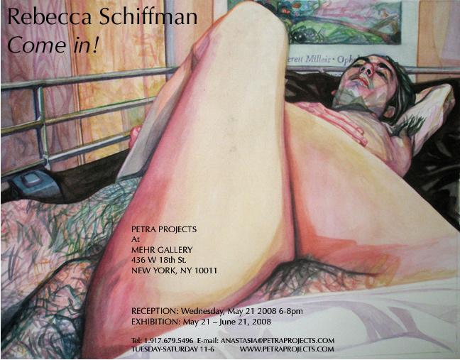 Rebecca Schiffman - Come in!