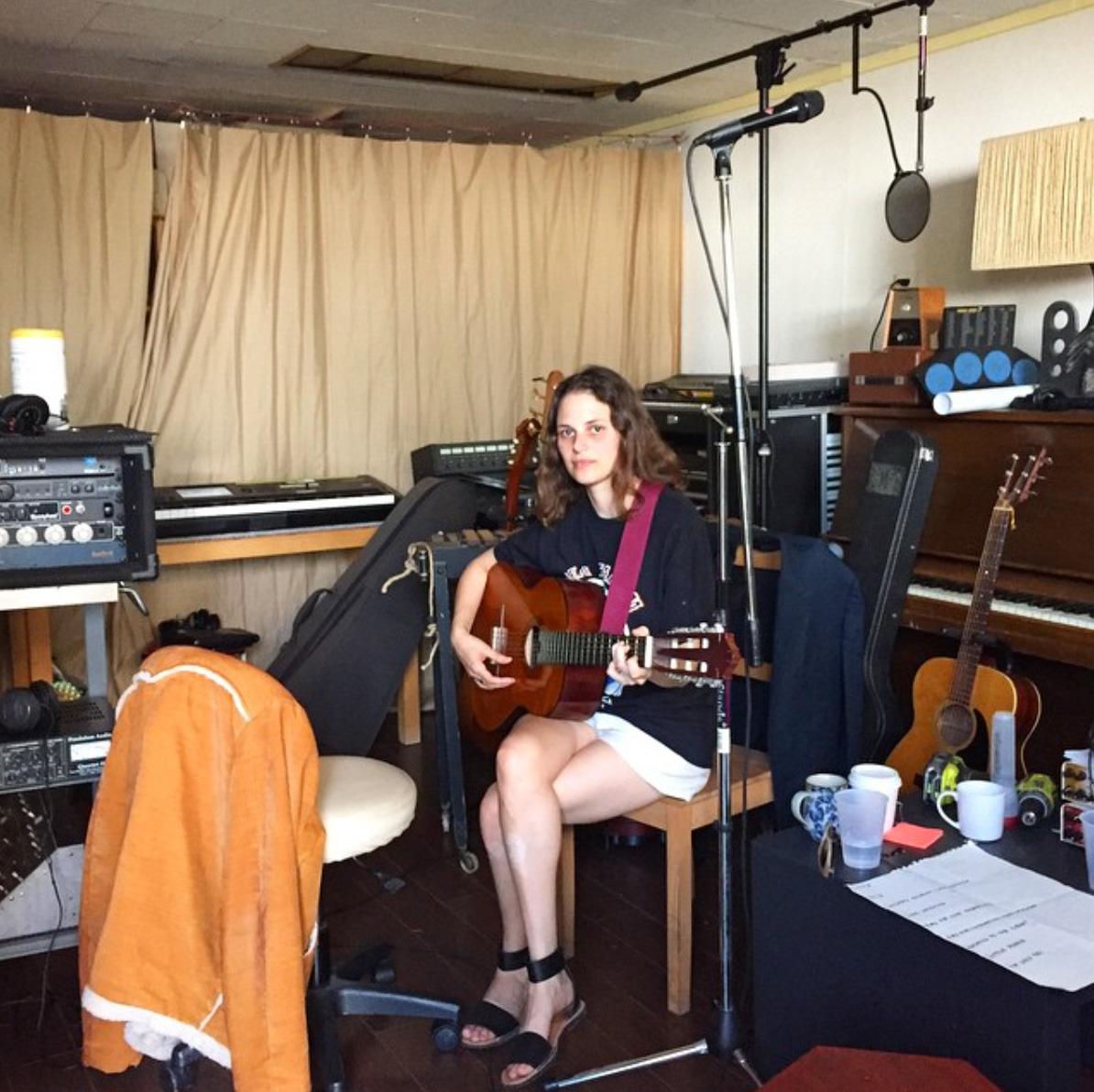 RebeccaSchiffman_Recording_byCharlotteKidd