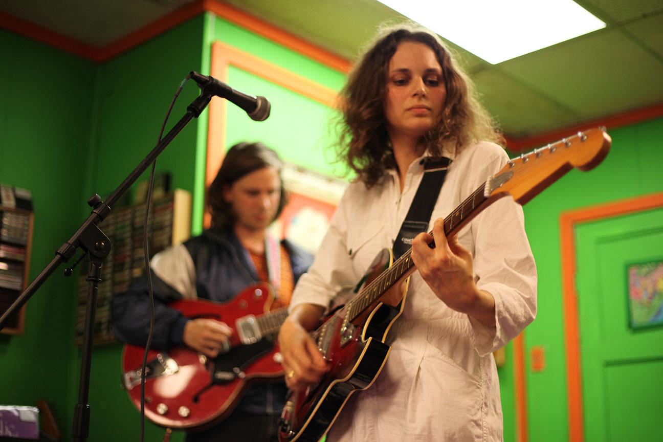 Rebecca Schiffman at Gnarburger Records