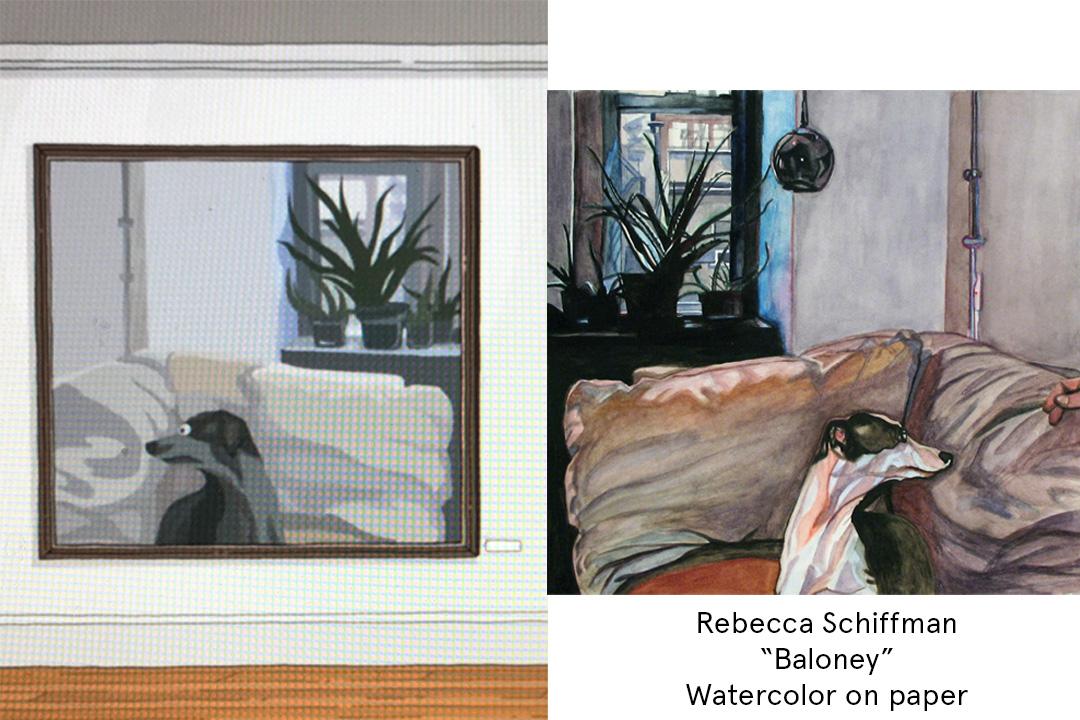 RebeccaSchiffman_Baloney_BobsBurgers_Collage