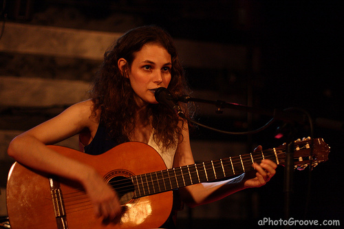 Rebecca Schiffman at Studio @ Webster Hall, Photo by Ashly Covington