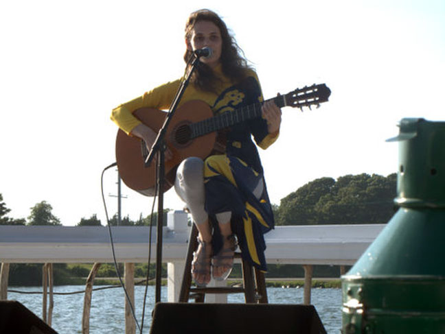 Rebecca Schiffman at The Surf Lodge