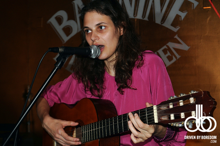 Rebecca Schiffman at Bar Nine, Photo by Driven by Boredom